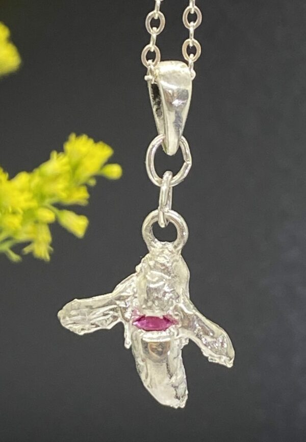 Cleopatra pendant with Ruby